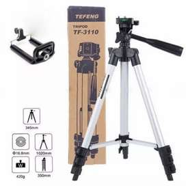 Tripod stand for DSLR & with mobile holder 3110