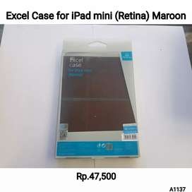 Excel Case for iPad mini (Retina) Maroon - A1137
