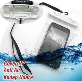 Pelindung HP Anti Air    Casing HP Waterproof