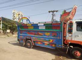 Truck  on rent in lahore