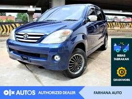 [OLX Autos] Toyota Avanza 2004 1.3 G M/T Biru #Farhana Auto