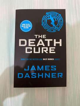 The death cure (buku ketiga the maze runner)
