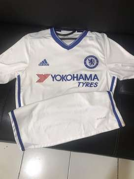 Jersey bola chelsea 2016 away like new size M