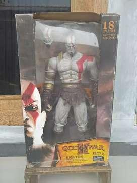 Action figure God of war