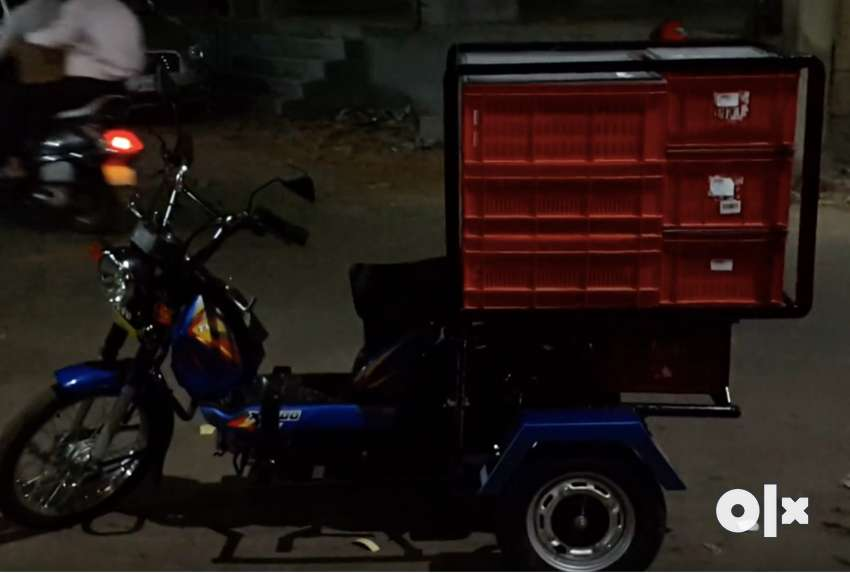 Delivery boy required for Kirana 0