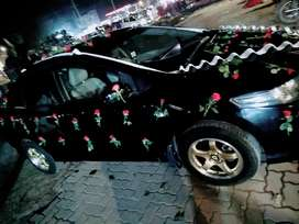 Honda City availble for Rent with Driver