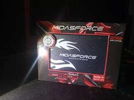 SSD MIDASFORCE SUPERLIGHTING 120GB
