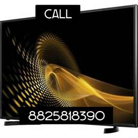 32 inch LED TV in metal body