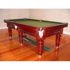 pool table, snooker table