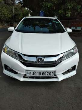 Honda City VX (O) Manual, 2016, Petrol