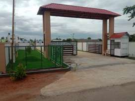 DTCP Approved Gated community Near Airport
