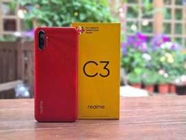 Realme C3 - 4GB + 64GB : Sealed