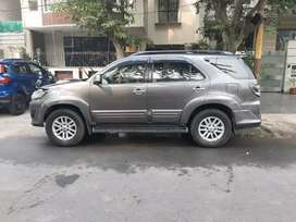 Toyota Fortuner 2012 second owner new tyres best condition