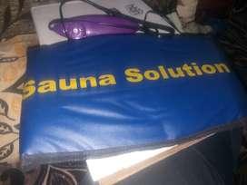 Sauna solution belts