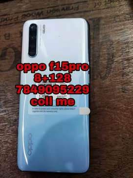 Oppo.   f.   15.    Pro.   new     model    good.   condition