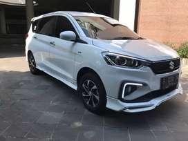Suzuki Ertiga Sport GT AT 2019 km4rb Cash tipe tertinggi tt avanza crv