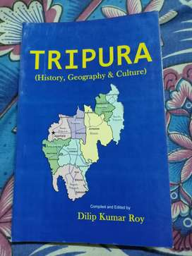 best book for tpsc ..any kind of exam related to TRIPURA ..