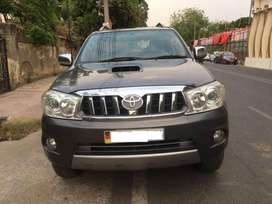 Toyota Fortuner 4x4 MT Limited Edition, 2011, Diesel