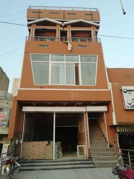 Plaza Available for Rent at Peshawar Road, Naseerabad