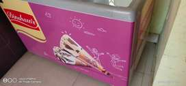 Ice cream refrigerator