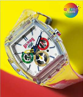 Guess J Balvin Limited edition watch
