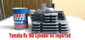 Original yamaha Rx100 /135 and 350 parts cylinder kits