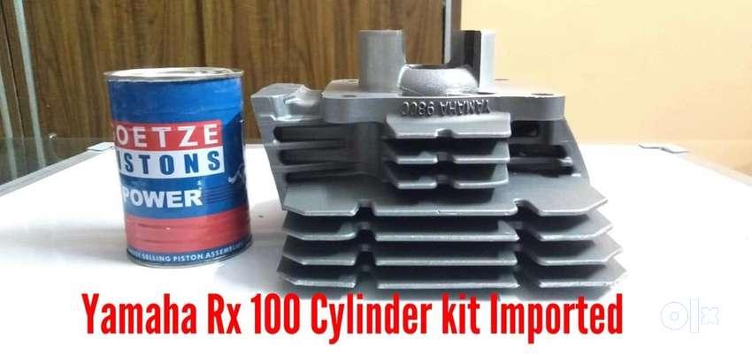 Original yamaha Rx100 /135 and 350 parts cylinder kits 0