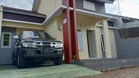 Rumah Baru nyaman Damai