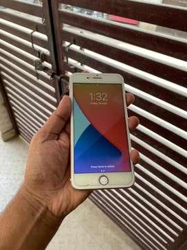 Iphone 7 plus 128 gb rose gold!
