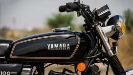 Orginal japan model Kerala Reg Yamaha Rx100
