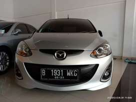 Mazda 2 R Metic 2013 Silver