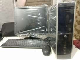Hp compaq i5 3rd computer set@9999 only