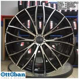 Velg AMW Oz Racing R17X7.5 h5x114 Xpander Civic Camry Rush Terios CRV