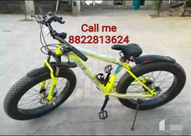 Used cycle selling fast