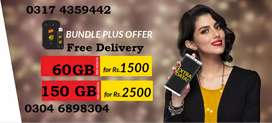 FREE Jazz 4G super 4G 99% EXTRA + SUPER DATA FREE FREE discount offer