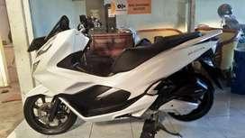 Honda pcx 150 cc thn 2018 cash /kredit bali dharma motor