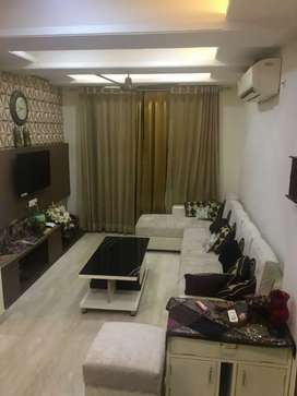 It's a luxury flat with luxury furniture at vaishali nagar