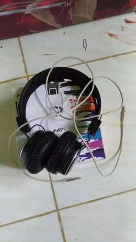Headphone bluetooth NIA Q8