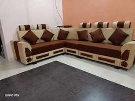 New Brand corner Sofa Lowest Price Rs:10,999/-
