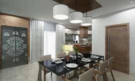 interior and exterior designing
