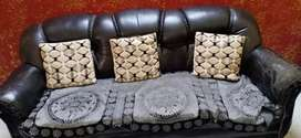Sofa Set 5  Seater with central Table