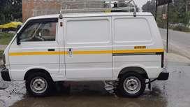 Maruti Suzuki Omni 2010 Petrol 84000 Km Driven