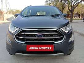 Ford Ecosport EcoSport Titanium 1.5 TDCi (Opt), 2018, Petrol