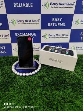 Brand New - iPhone 5s 16GB & 32GB - BRAND NEW BOX PACK