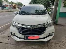 Toyota Grand Avanza tipe G  tahun 2016 plat Lamongan
