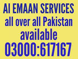 Fully trust worthy services providing all over