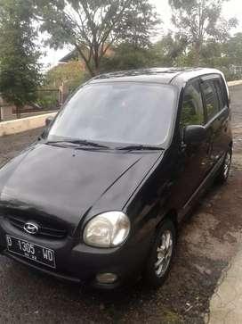 Hyundai atoz manual,thn 2001,TT oke