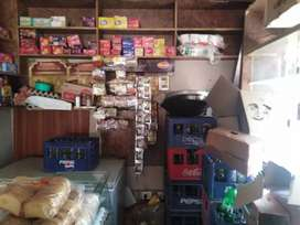 Bakery and General Store for Sale in Dhoke Hassu Bazar