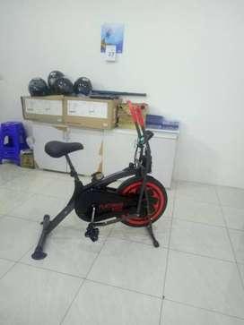 Alat Fitness Sepeda Statis Platinum Bike 2 in 1 Anti Gores