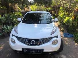 Nissan juke 2014 Red Edition CVT